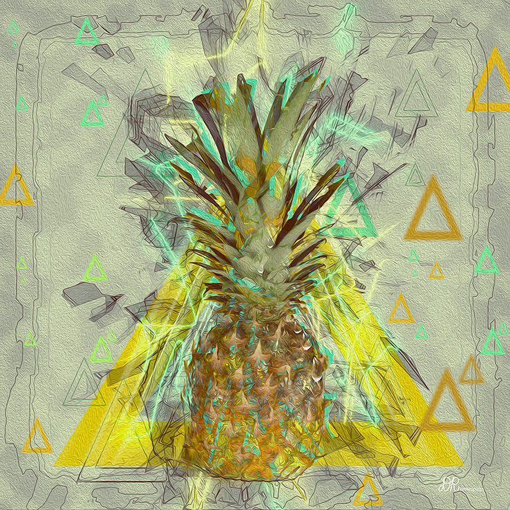 Freaky fruits Vol.1 Ananas