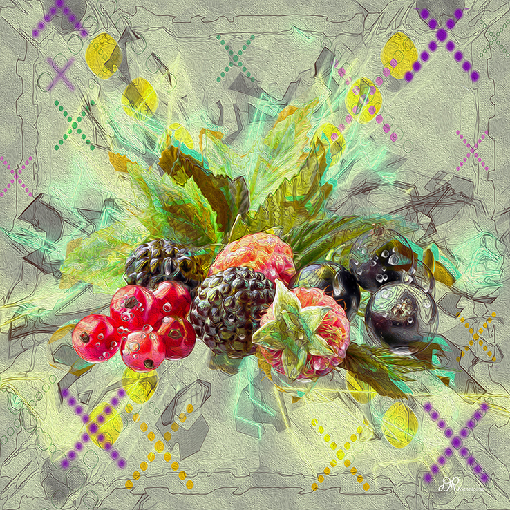 Freaky fruits Vol.1 Waldbeeren